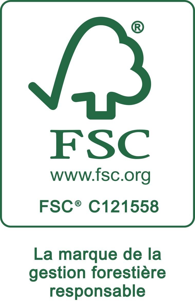 certif FSC Imprimerie Guillaume